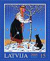 Stamps of Latvia, 2005-30.jpg