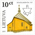 Stamps of Lithuania, 2011-02.jpg