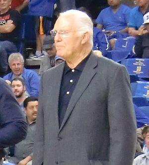 Stan Morrison - Morrison in 2016