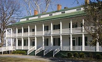 Landon House - Image: Stancioff House, Urbana