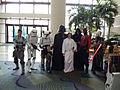 Star Wars Celebration V - Sith costumes and Leia (4943679265).jpg