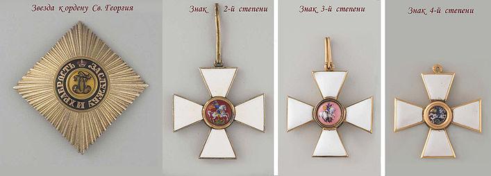 Орден святого георгия вручен священнослужителю василию васильковскому