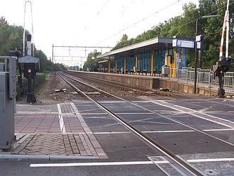 Diemen - Diemen railway station