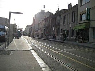 Station Bergonié (Tram de Bordeaux) - Station Bergonié