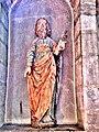 Statue, dans l'église.de Pontarlier.jpg