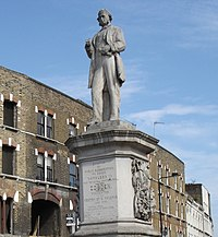 Statue Of Richard Cobden-Camden High Street-London.jpg
