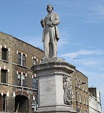 Statue Of Richard Cobden-Camden High Street-London.jpg