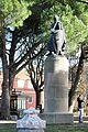 Statue of Afonso I of Portugal in Castelo de São Jorge.JPG