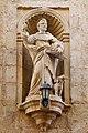 Statue of St Dominic Valletta.jpg