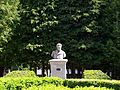 """Statuia lui Ion Creangă în Parcul """"Dimitrie Ghica"""".jpg"""