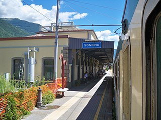 Sondrio railway station