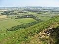 Steep northern slopes of Yeavering Bell - geograph.org.uk - 1381778.jpg