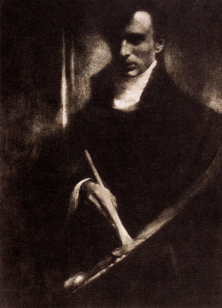 Steichen-SelfPortrait1903