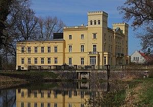 David Gilly - The Schloss Steinhöfel by David Gilly
