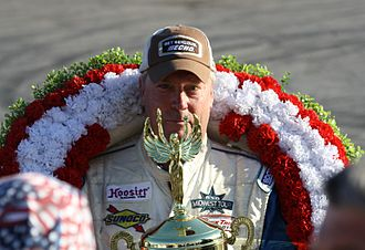 Whelen All-American Series - 2007 champion Steve Carlson