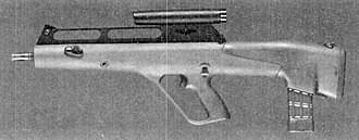 Flechette - Steyr-Mannlicher ACR Rifle