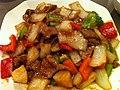 Stir Fried Beef @ Congee Time (5611725153).jpg