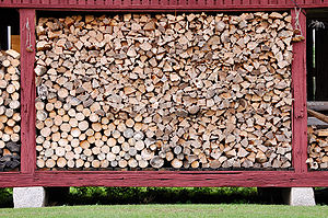 Stock of lumber