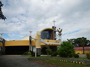 Mexico, Pampanga - Roman Catholic Archdiocese of San Fernando, Sto. Domingo de Guzman Parish