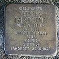 Stolperstein Hagenstraße 17 Stadtlohn Bertha Falkenstein.jpg