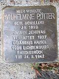 Stolperstein Wilhelmine Pötter.jpg