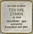 Stolperstein für Egon Karl Lehmann (Differdingen).jpg