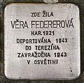 Stolperstein für Vera Federerova.jpg
