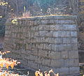 Stone structure on Catawissa Creek 1.JPG