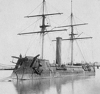 Battle of Miyako Bay - The Imperial Japanese Navy's revolutionary ironclad ''Kōtetsu'' was the main target of the Naval Battle of Miyako Bay