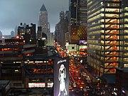 Storm at Manhattan