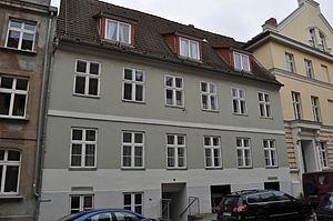 Stralsund, Fährstraße 1 (2012-03-11), by Klugschnacker in Wikipedia.jpg