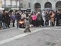 Street Performer (Como) in 2018.04.jpg