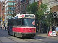 Streetcar on King, between Princess and Berkeley, 2014 09 02 (4).jpg