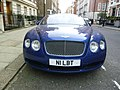 Streetcarl Bentley continental GT (6430026885).jpg