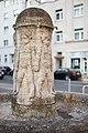 Struckmeyer-Brunnen fountain Sallstrasse Kleine Duewelstrasse Suedstadt Hannover Germany.jpg