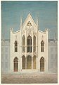 Study for a Library (front elevation) MET DP819808.jpg