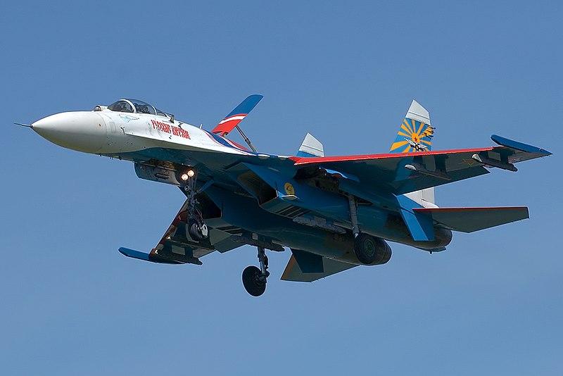 Su 27 (航空機)の画像 p1_23