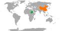 Sudan China Locator.png