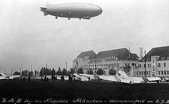 Knorr-Bremse -  Süddeutsche Bremsen-AG, Munich (1924)