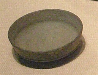 Sue pottery - Sue pottery vessel, excavated in Aomori Prefecture, Kofun period, 5th century CE