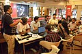 Sujay Chandra - GLAM Discussion - Bengali Wikipedia Meetup - Kolkata 2015-10-11 5880.JPG