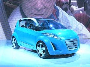 Suzuki Splash - Splash Concept