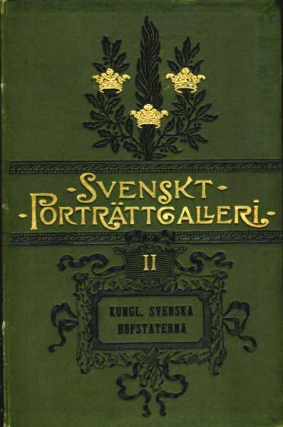 File:Svenskt Porträttgalleri II.djvu