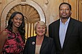 Swin Cash, Deputy Ambassador Barbara Stephenson and Sam Perkins.jpg