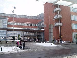 Vestfold Hospital Trust - Vestfold Hospital in Tønsberg.