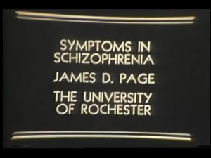 File:Symptoms in Schizophrenia (Silent) (Pennsylvania State College, 1938).webm