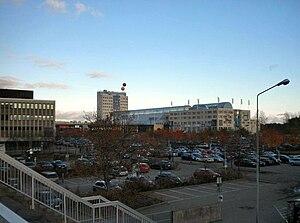 Täby Municipality - Täby centrum shopping mall
