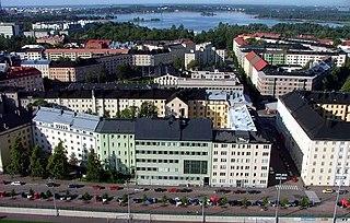 Töölö collective name for the neighbourhoods Etu-Töölö and Taka-Töölö in Helsinki, Finland