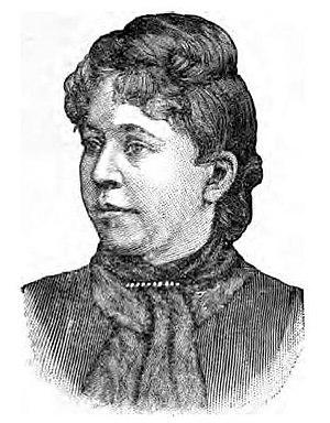 Elizabeth Stumm - ca. 1891