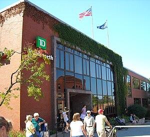 TD Banknorth - TD Banknorth in Burlington, Vermont
